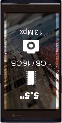 Ulefone Be One smartphone
