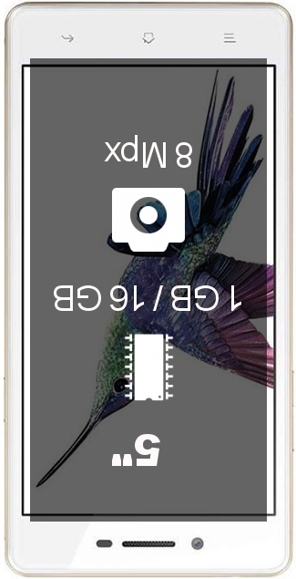 Oppo Mirror 5 Lite smartphone