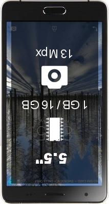 Mstar M1 Dual SIM smartphone