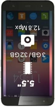 Phicomm EX780 smartphone