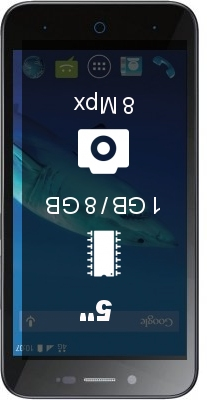 ZTE Blade A460 smartphone