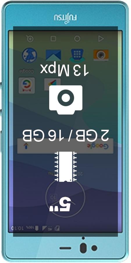 Fujitsu Arrows M04 smartphone