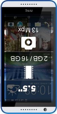 HTC Desire 820s smartphone