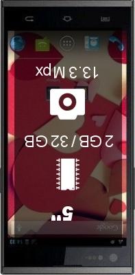 THL T100s Ironman smartphone