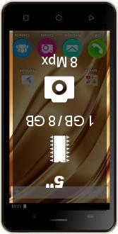 Micromax Bolt supreme 4 Q352 smartphone