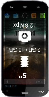 Wiko Darkfull smartphone