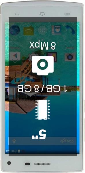 Mlais M9 smartphone
