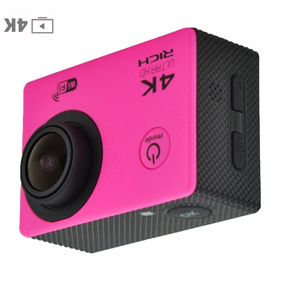RIch F60/F60R action camera