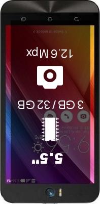 ASUS ZenFone Selfie ZD551KL WW 3GB 32GB smartphone