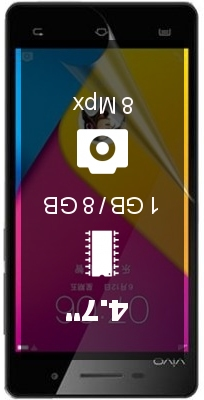Vivo Y33 smartphone