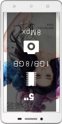 Lenovo A8 A3690 1GB 8GB smartphone