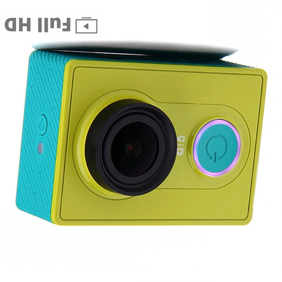 Xiaomi Yi Green action camera