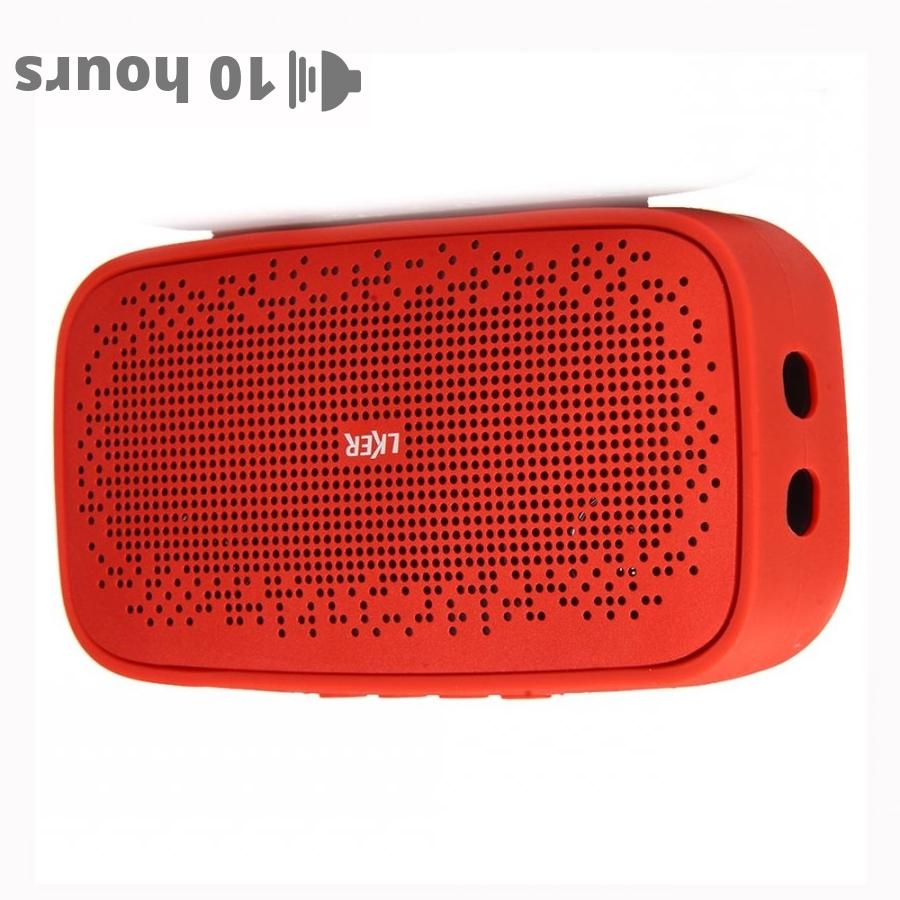 LKER LKS1 portable speaker