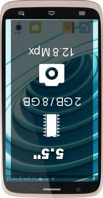 InFocus M320 smartphone