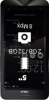 ASUS ZenFone 5 A500KL 2GB 32GB smartphone