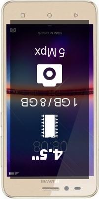 Huawei Y3 II smartphone