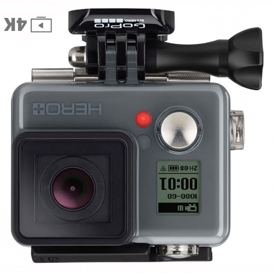 GoPro HERO+ action camera
