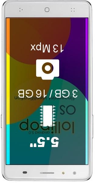 Mijue T500 3GB 16GB smartphone