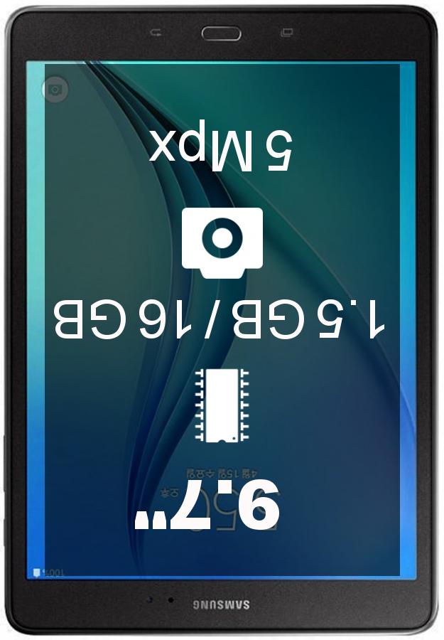 Samsung Galaxy Tab A 9.7 SM-T550 tablet