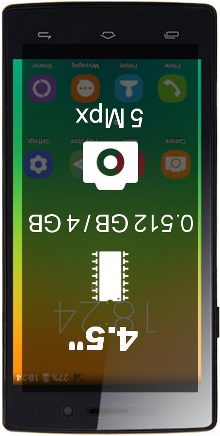 OUKITEL Original One smartphone