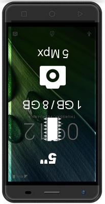 Acer Liquid Z6E smartphone
