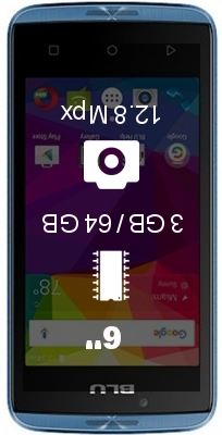 BLU Energy Diamond Mini smartphone