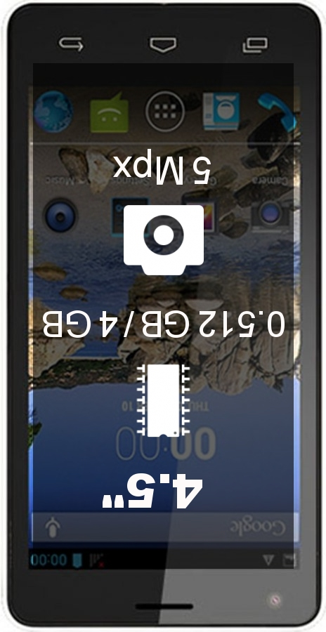Cubot S108 smartphone