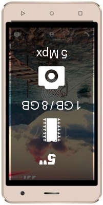 Intex Cloud Scan FP smartphone