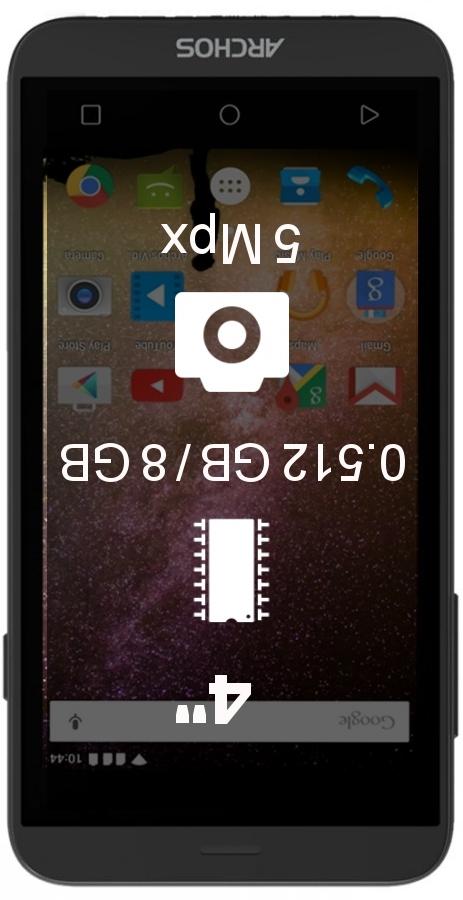Archos 40 Power smartphone