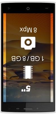 Leagoo Alfa 5 smartphone