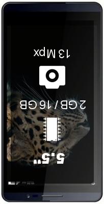 Karbonn Quattro L55 HD smartphone
