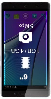 Jiake A8 smartphone