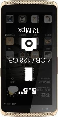 ZTE Axon Lux smartphone