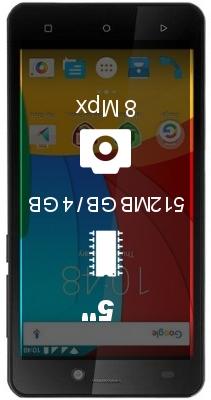 Prestigio Wize М3 smartphone