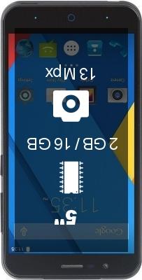 Elephone P4000 smartphone