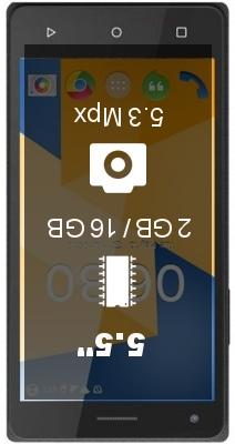 Zen Cinemax 3 smartphone