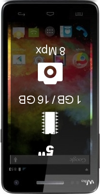 Wiko Rainbow 4G 1GB 16GB smartphone