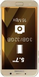 Samsung Galaxy A7 (2017) SM-A720F smartphone
