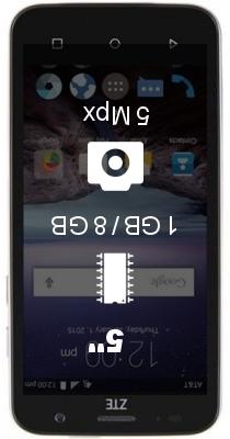 ZTE Maven 2 smartphone