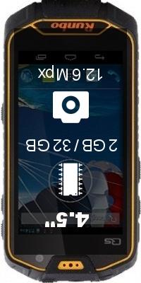 Runbo Q5 smartphone