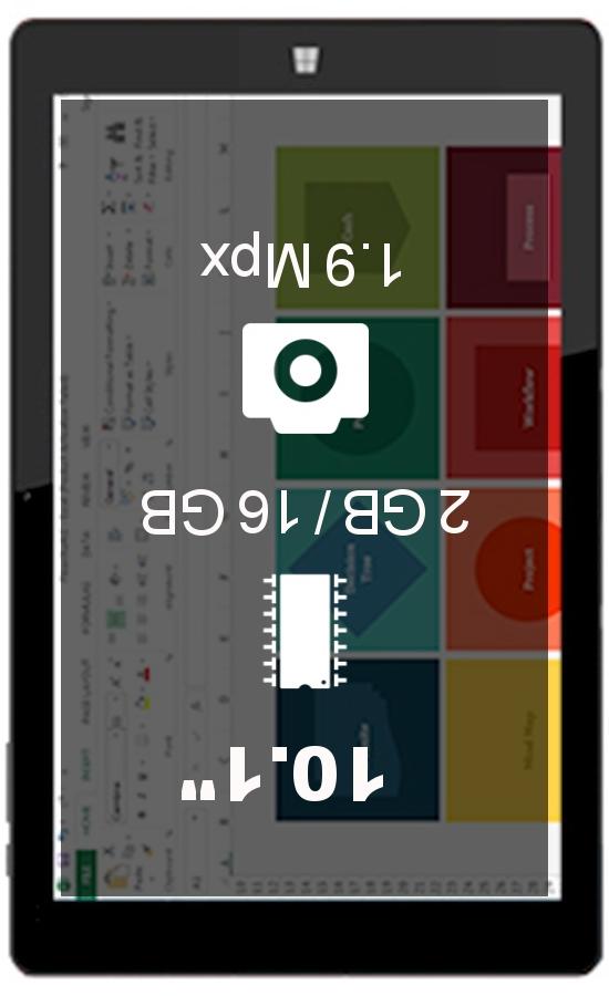 Prestigio MultiPad Visconte V tablet