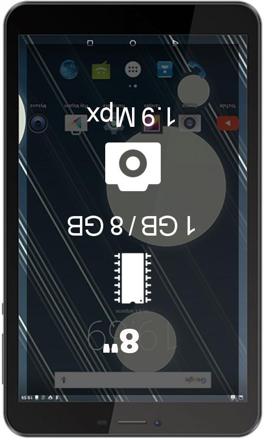 Texet TM-8043 tablet