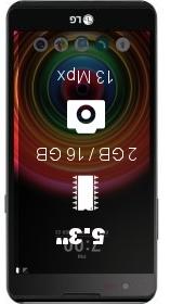 LG X Power K220 smartphone
