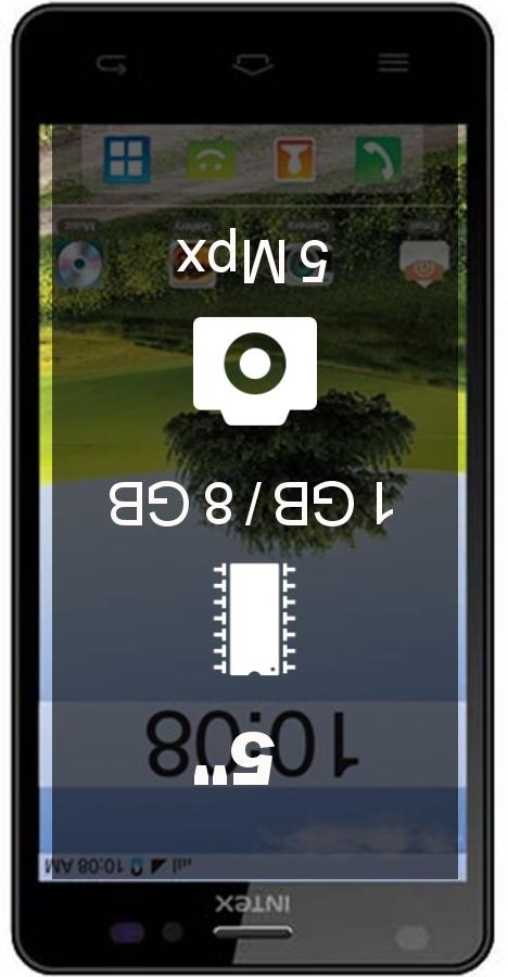 Intex Aqua Life II smartphone