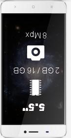 Ken Xin Da R7S smartphone