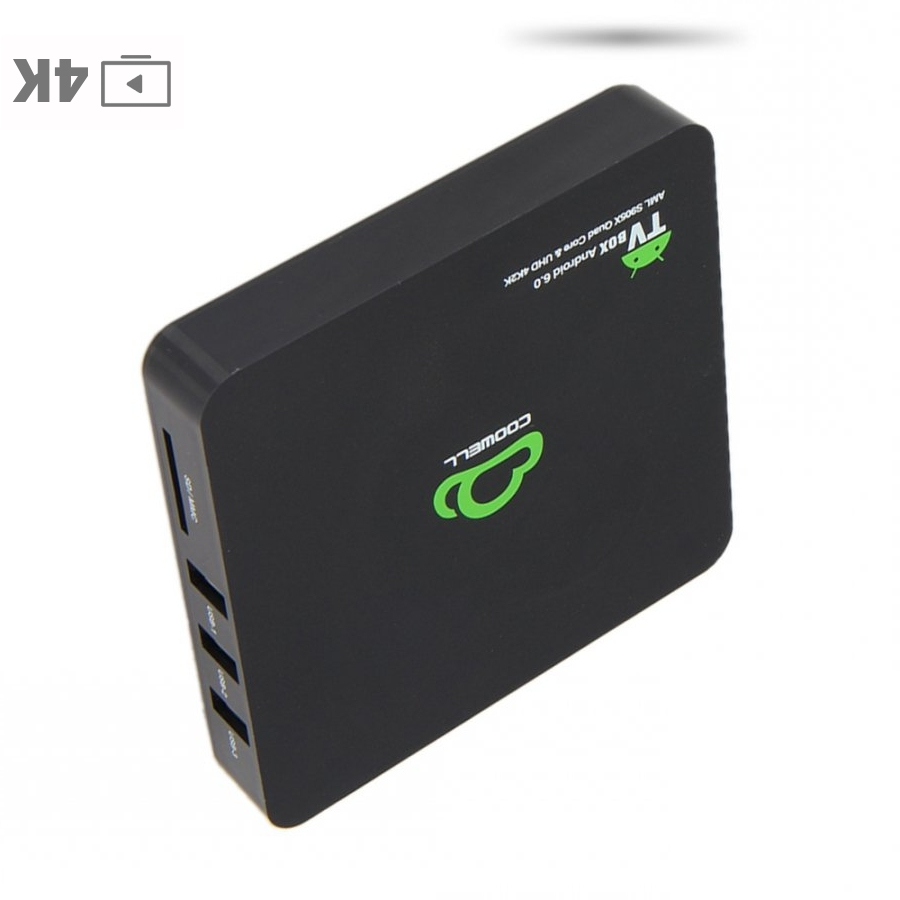 COOWELL V2 2GB 16GB TV box