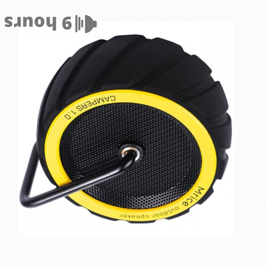 Mrice Campers 1.0 portable speaker