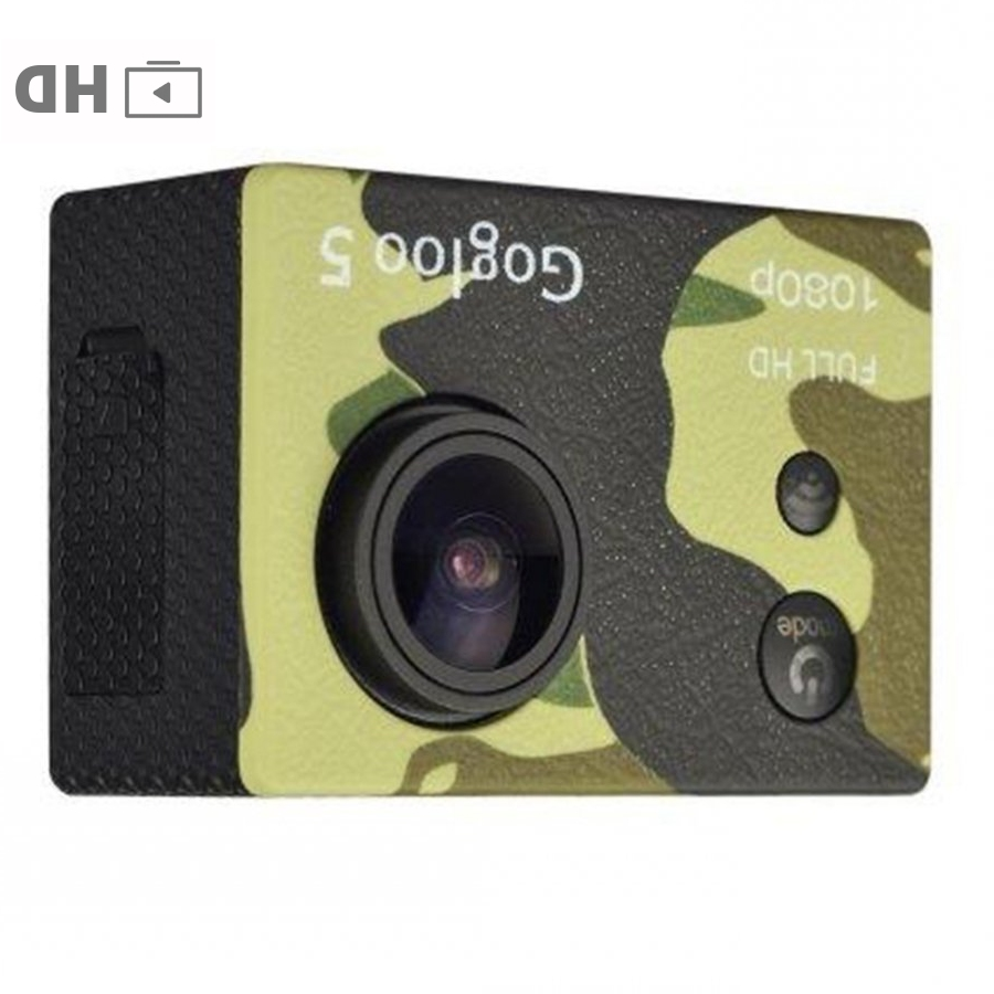 Gogloo 5 action camera