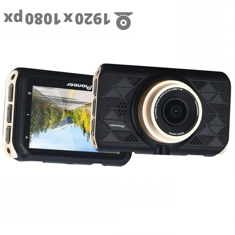 Pioneer DVR120 Dash cam