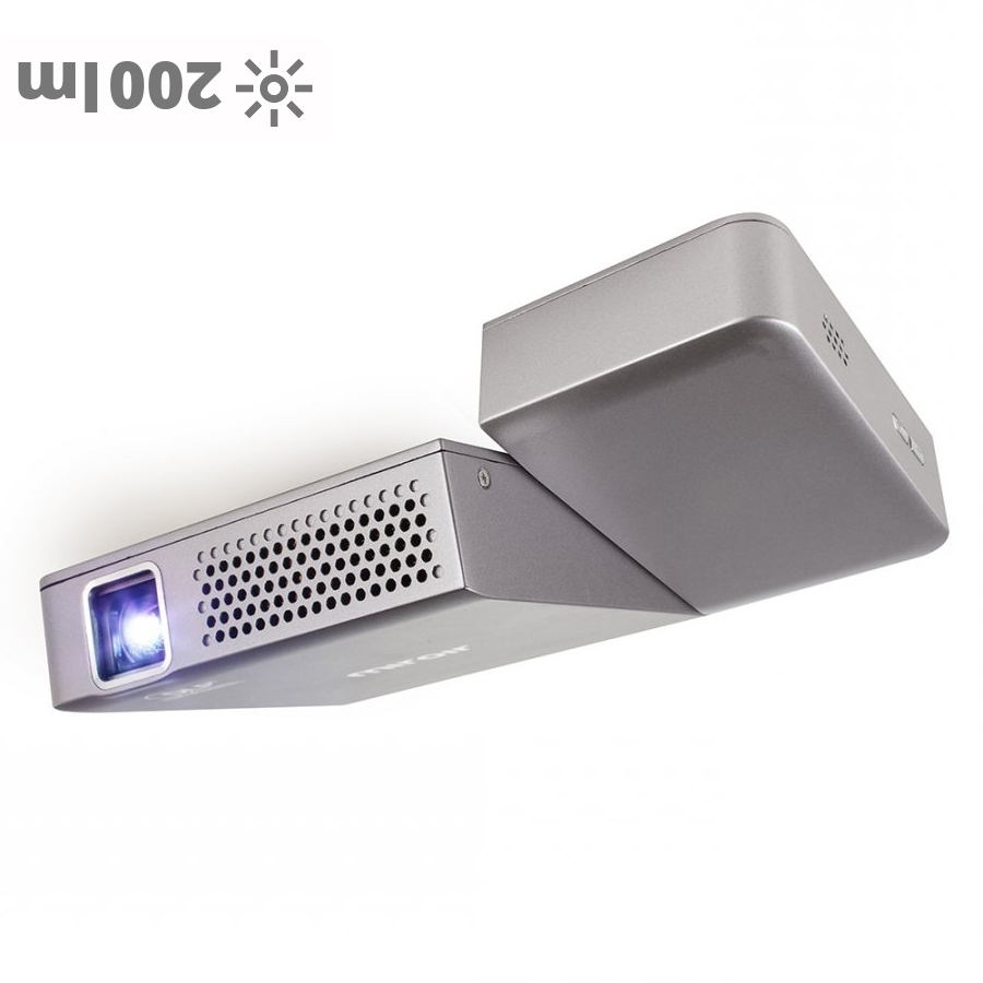 Miroir M200A Smart Tilt portable projector